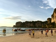 Railay Beach, Thailand.