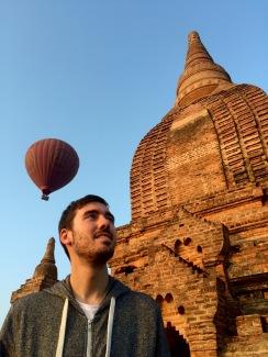Old Bagan, Burma.