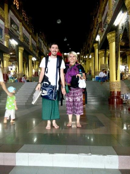Yangon, Burma.