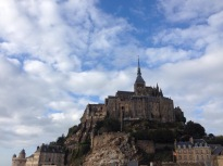 Mont Saint-Michel, France.